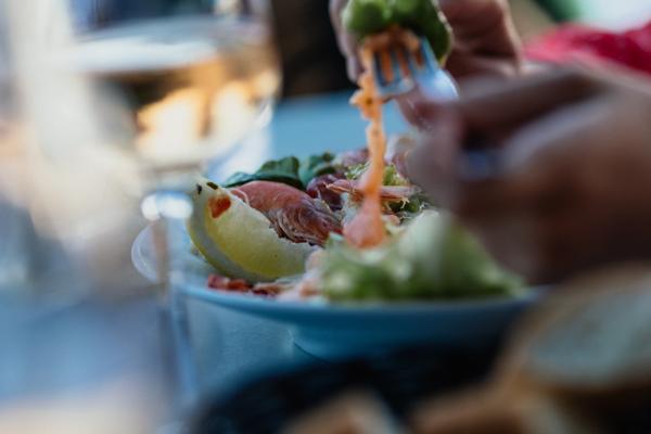 le-menu-du-jour - restaurant La Grande Plage a Port Louis dans le Morbihan 56